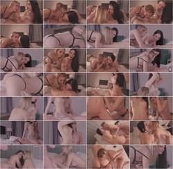 reislin / littlereislin - My Girlfriend and I Suck Stepbrother s Dick - two Girls one Dick Amateur FAN (PornHub/PornHubPremium) [UltraHD 4K 2160p]