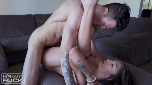 HotGuysFuck - Skylar Angel Takes A Rough Big Dick Pounding By HGF All-Star Jayden Marcos (Sep 18)