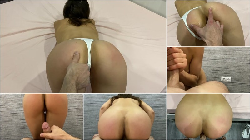 SandyCandy7 - Bitch got Midnight Creampie in all Poses [FullHD 1080P]