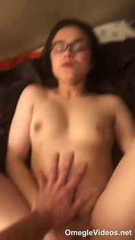 Wife fantasying about two Dick's - Omegle Videos