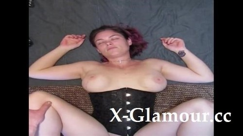 Fucked Nice And Hard Till He Cums In My Tight Pussy Wearing My Sexy Corset [SD]