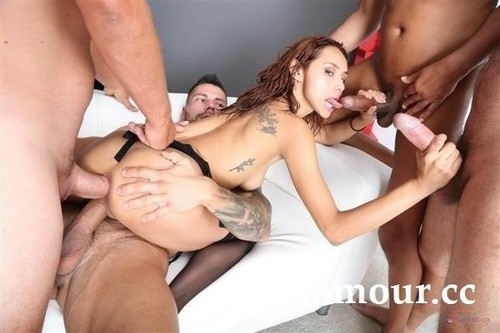 Veronica Leal - Veronica Leal Is Indestructible 1 Ball Deep Anal, Dap, Pee, Gapes, Creampie Swallow Gio1541 (HD)