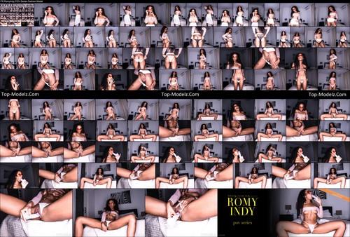 [Fitting-Room] Romy Indy - Pov Series / Fashion Nasty Insta Model
