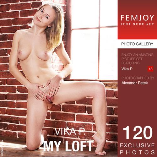Vika P - My loft (x120)