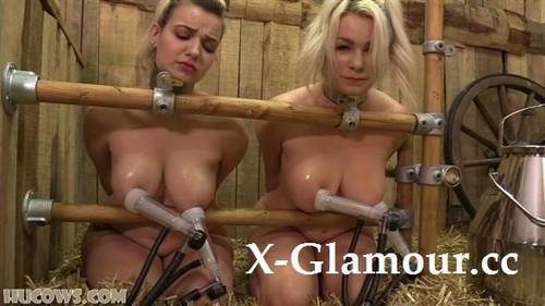 """Dolly, Penny Lee in """"On The Double Goat Milker"""" [FullHD]"""
