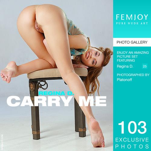 Regina D - Carry me (x103)