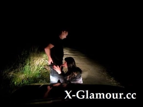 Amateurs - Outdoor Blowjob Video With Sexy Lena (SD)