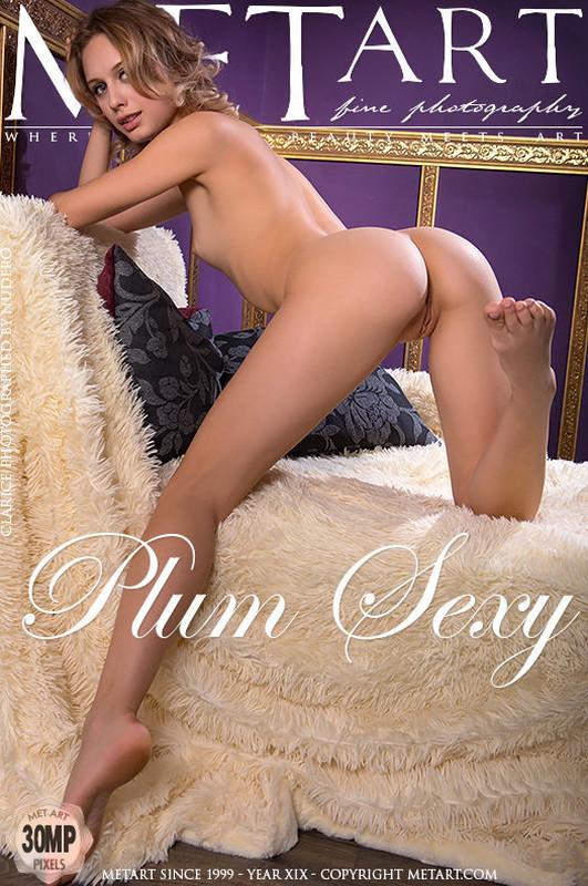 Clarice - Plum Sexy [119]