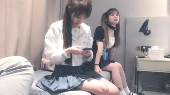太子探花23-约了两个萝莉萌妹双飞女仆JK装TP啪啪