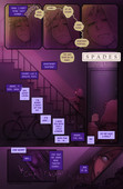 Melkor Mancin - Spades - Start new awesome comic - 25 pages