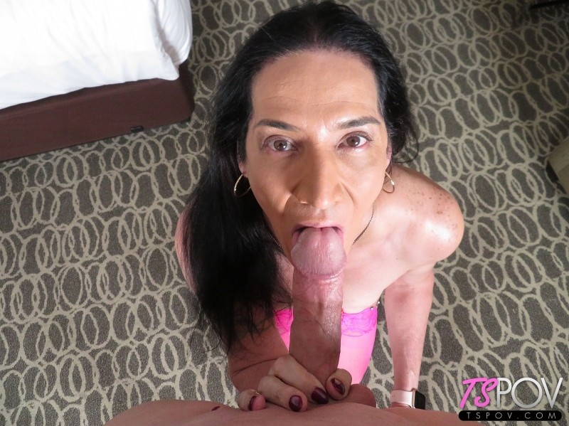 [TSPOV] Rachel Simms - Rachel Simms Mature Trans Amateur Wants Cock Badly [HD, 1080p]