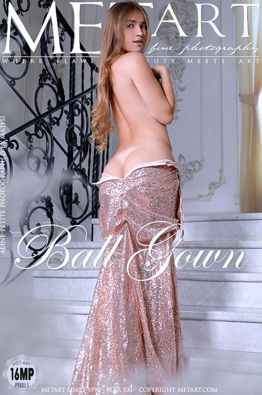 Alina Petite - Ball Gown (2020-10-16)