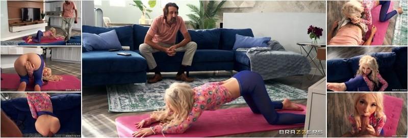 Kenzie Reeves - Advanced Anal Stretching Yoga (HD)