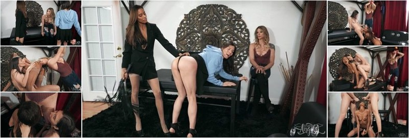 Korra Del Rio, Casey Kisses, Kylie Le Beau - Cuckhold my Dildo for Me (FullHD)