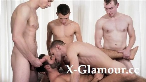 "Austin Young, Dani Robles, Blake Ellis, Tom Bentley, Cole Blue in ""Twink Tag Team"" [FullHD]"