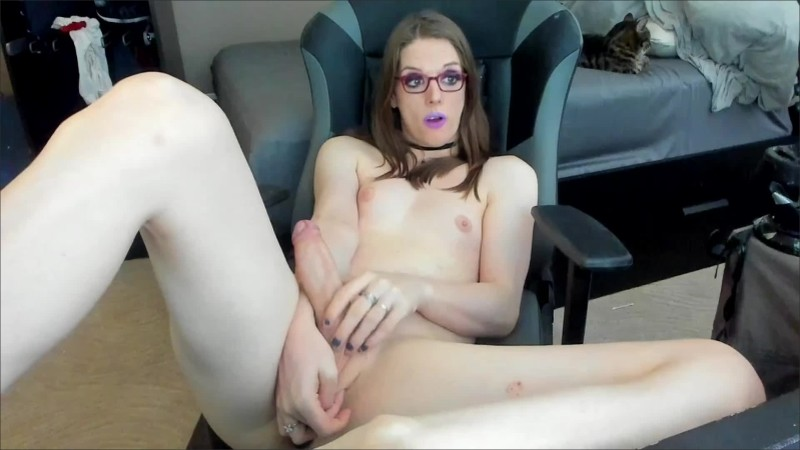 Varios WebCam Show With Shemale 19.10.2020 - 6