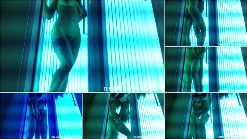 Layna Landry Tanning Booth Public Sex - Watch XXX Online [FullHD 1080P]