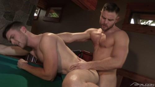Falcon - Tahoe Keep Me Warm Scene 4: Nick Sterling, Brandon Moore