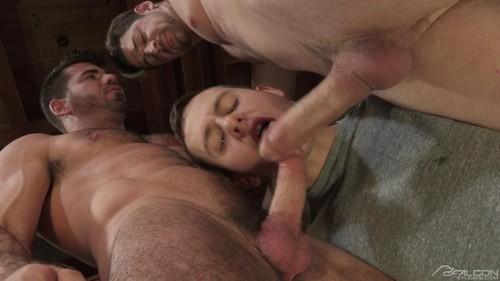 Falcon - Tahoe Keep Me Warm Scene 3: Billy Santoro, Andrew Stark, Brenner Bolton