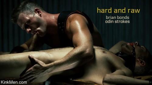 KinkMen - Hard & Raw: Brian Bonds & Odin Strokes (Oct 22)