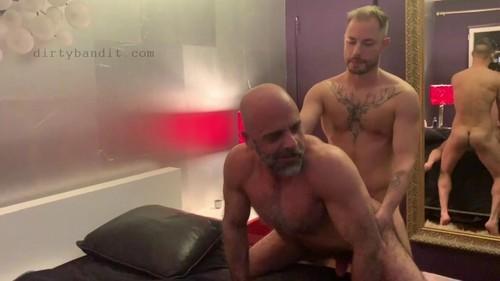 RawFuckClub - Jake Nicola, Adam Russo, Aaron Burke Part 2 Bareback (Oct 24)
