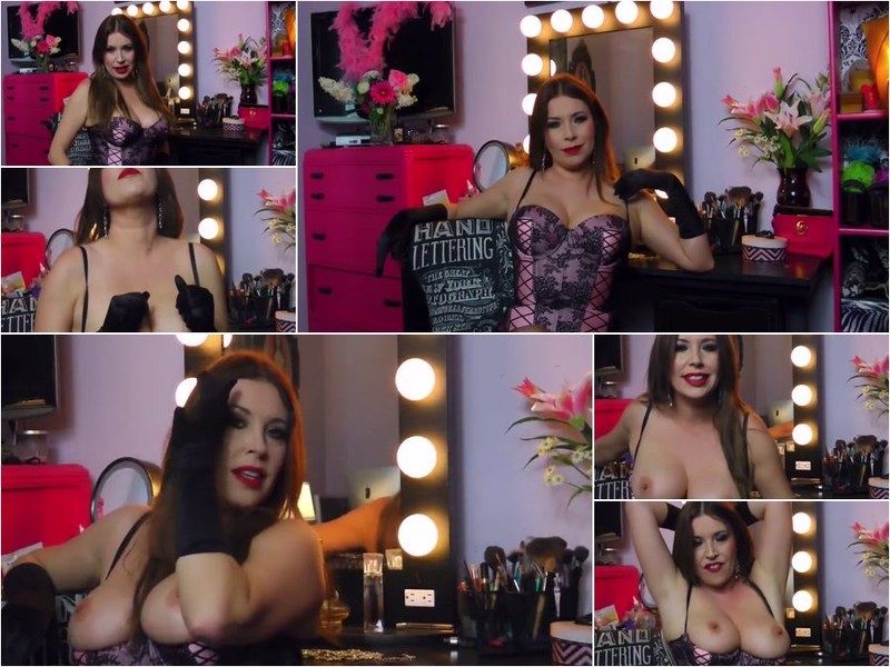 Clips4Sale - Anastasia Pierce - Misstress Anastasia Orgasm Control, Armpit And JOI [HD]