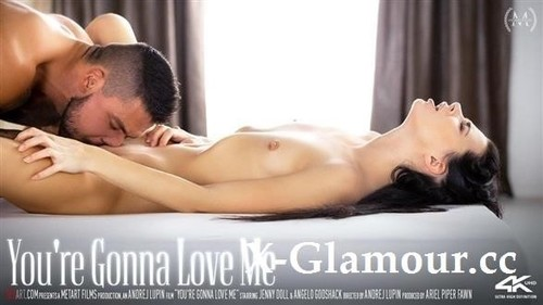Jenny Doll, Angelo Godshack - Youre Gonna Love Me (4K)