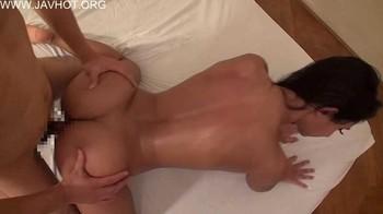 Ria Rodrigez - PTKS-050 Russian Blonde Haji sc3
