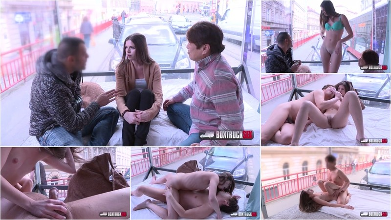 Sarah Smith Have Sex In The Middle Of Prague [FullHD 1080P]
