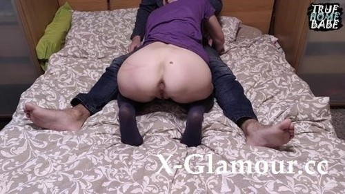 Cheating Wife Likes To Be Treated Like A Whore English Subtitles 60Fps [FullHD]