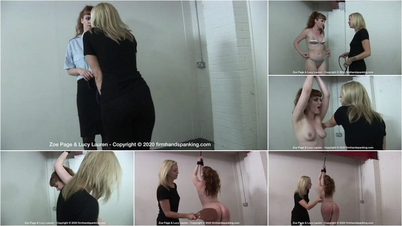 Zoe Page - Correctional Institute - N [HD 720p]