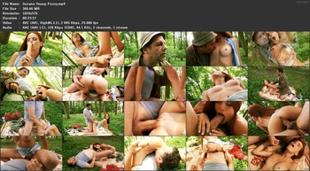 Suzana Melo - Forest Of Young Pussy, 576p