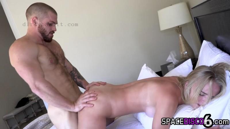 HotGuysFuck - Dustin Hazel: Tatted Jacked Jock Vs Trendy Blonde Babe (Dec 21)