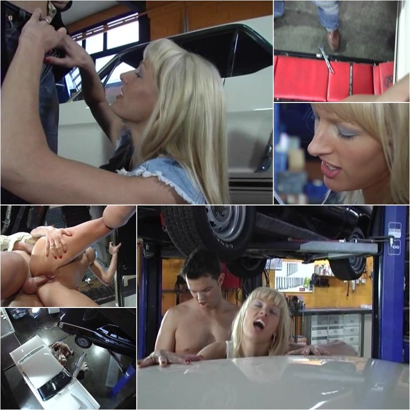 Stephanie Lahay - Turbo Anal [SD]