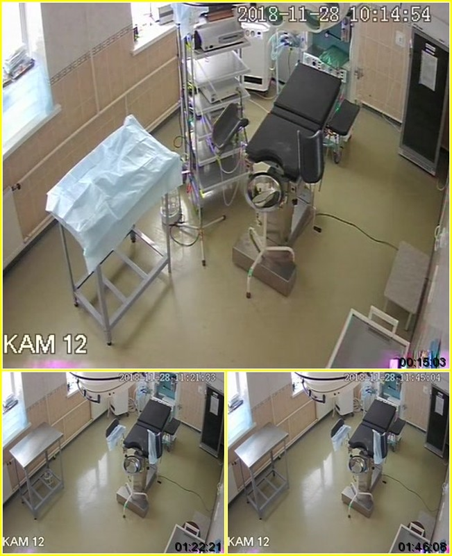 Medical voyeur gino 1144