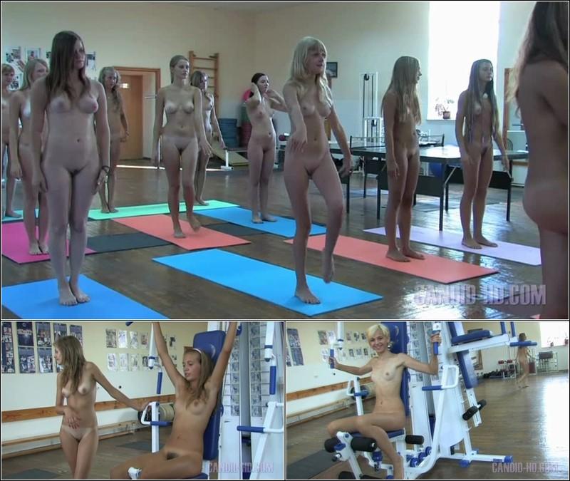 Gymnastics naked girls 225