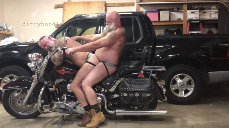 RawFuckClub - Biker Bears Garage Part II Bareback (Feb 24)