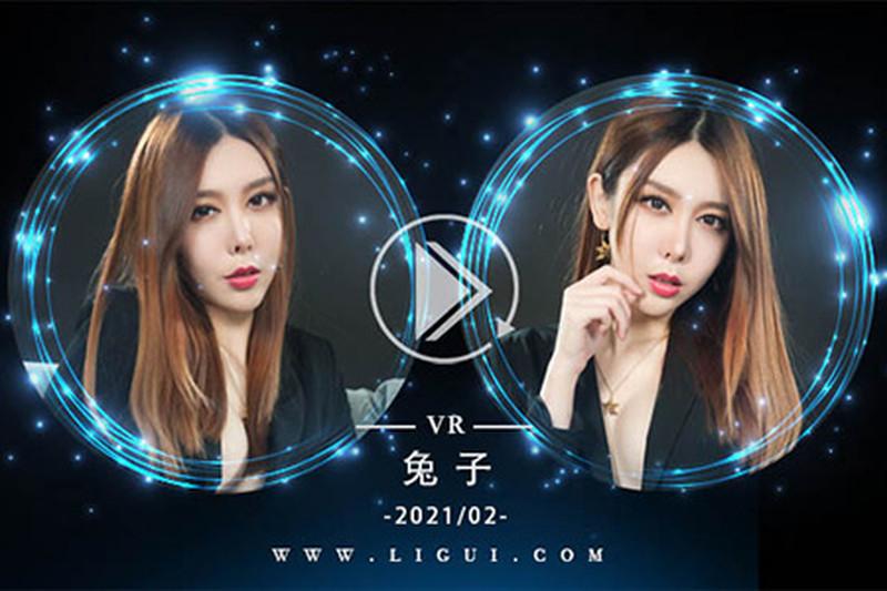 [Ligui丽柜] 2021.02.18 VR视频《超级助理》兔子 [1V/450M] Ligui丽柜-第1张