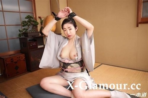 Ryu Enami - Train Ryu Enami In A Kimono Vulgarly! [FullHD]