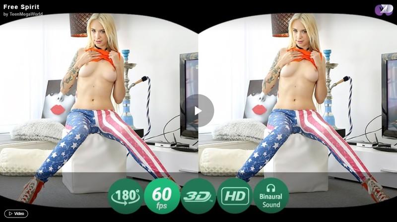 Free Spirit Arteya Oculus Go