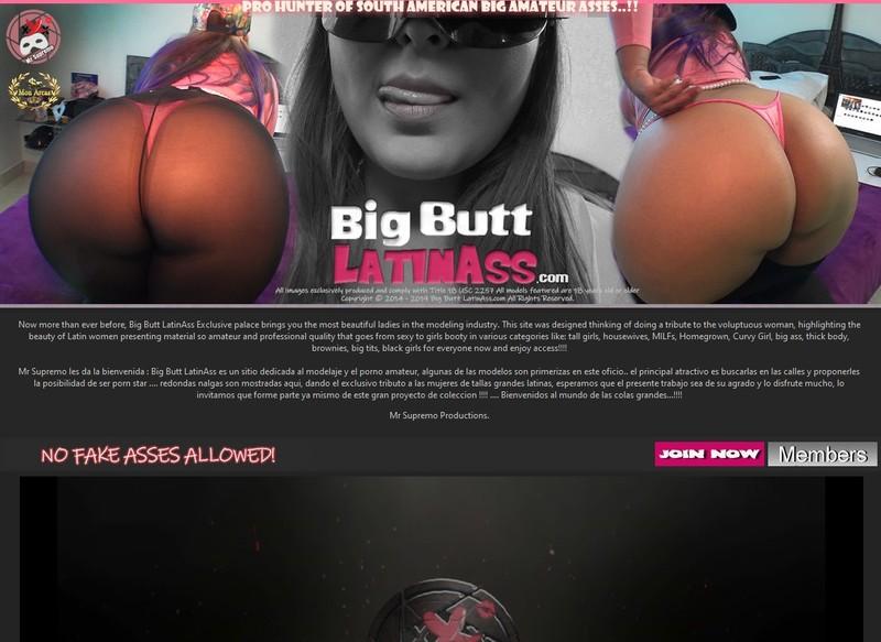 BigButtLatinass