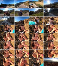 Mimi Boom - Sunny Day for a Motorcycle and a Sloppy Outdoor Mountain Blowjob near Gibraltar [MimiBoom] (FullHD|MP4|644 MB|2021)