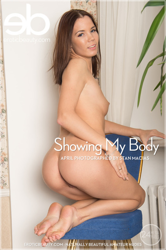 April - Showing My Body (2021-03-07)