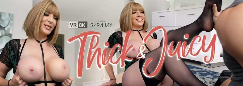 Thick Amp Juicy Sara Jay Oculus Go 4k