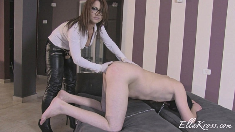 EllaKross - Ass to Mouth - Ride On My Dick [FullHD 1080P]