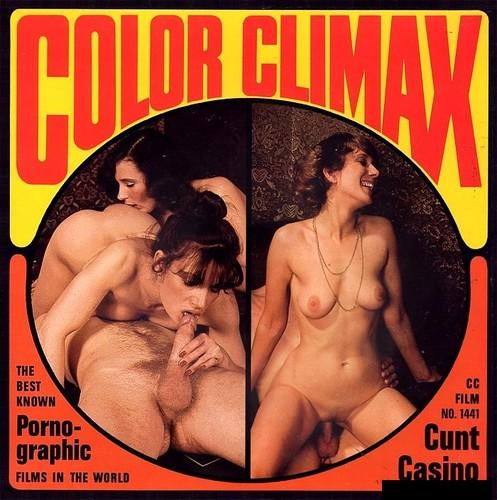 Color Climax  – Cunt Casino (1981) VHSRip