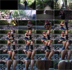 JULI ALEXXX-The trip to the mountains ended with public sex on the riverbank [HD 720p] Pornh.com [2021/124 MB]
