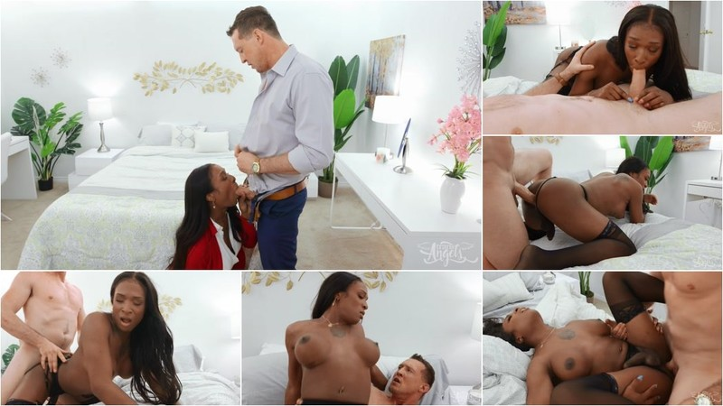 Jamie Lee, Pierce Paris - In Front Of The Entire Office [FullHD 1080p]