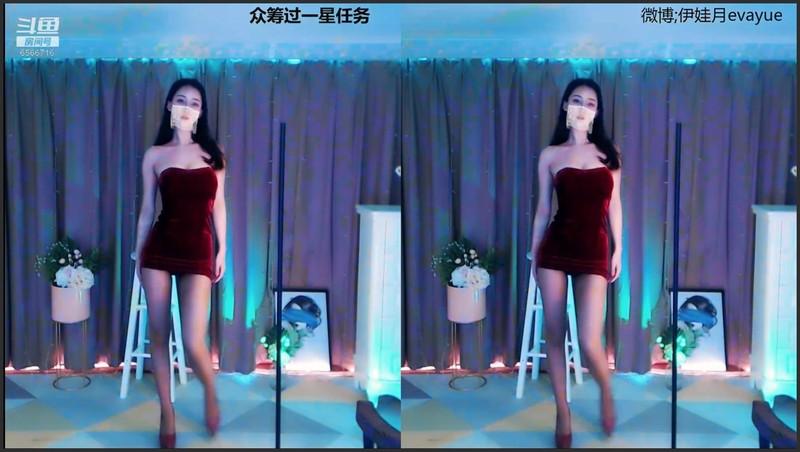 斗鱼主播 伊娃月evayue 帝王群舞蹈集 [55V+56V/19.2G] 斗鱼主播-第3张