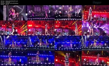 Dua Lipa En MiniVestido Exhibiendo Sus Maravillosas Piernas En Actuación En Directo En El Jimmy Kimmel Show